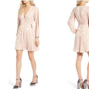 ASTR the label Burnout Dress
